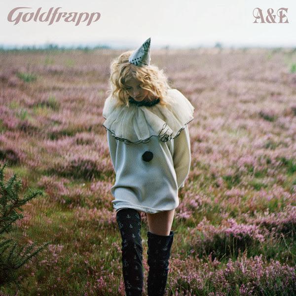 Goldfrapp - A&E Cover
