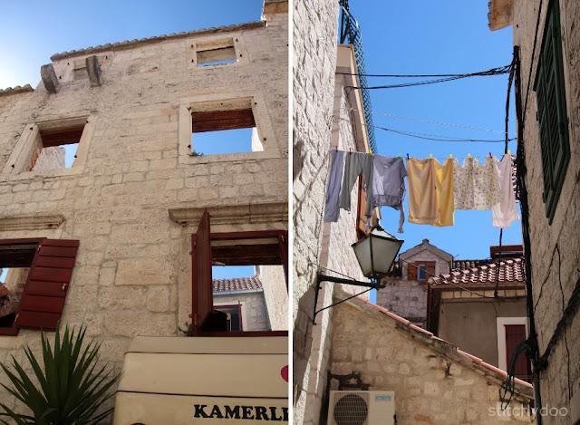 Trogir {Kroatien - Adria - Dalmatien} - Altstadt