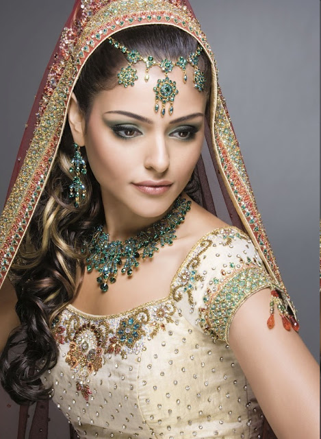 Indian Pakistani Bridal Dresses 2012 Wedding Dresses for Bride