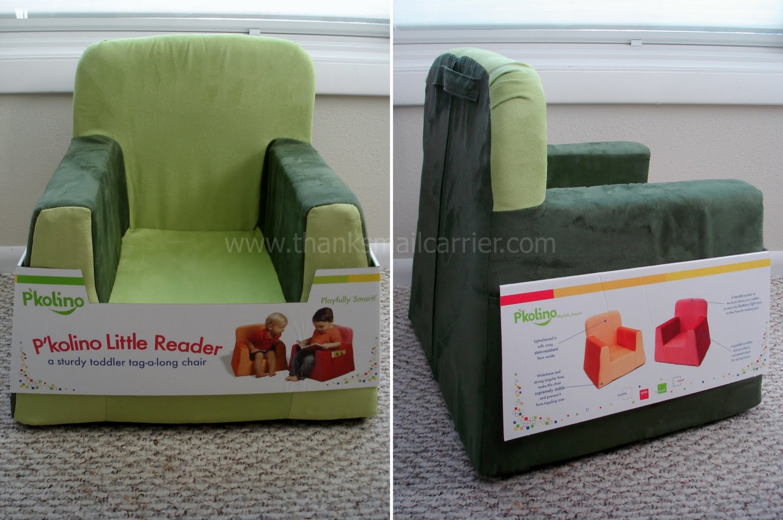 thanks mail carrier  kids chair world p'kolino chair review  - p'kolino chair
