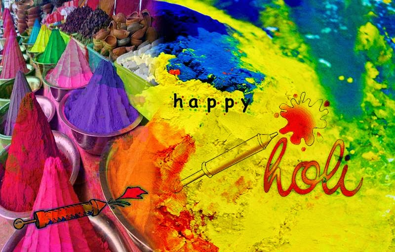 Holi 2015 Images, Songs, Ringtones, sms, wallpapers, quotes
