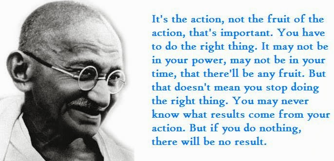beautiful thoughts on life and love mahatma gandhi