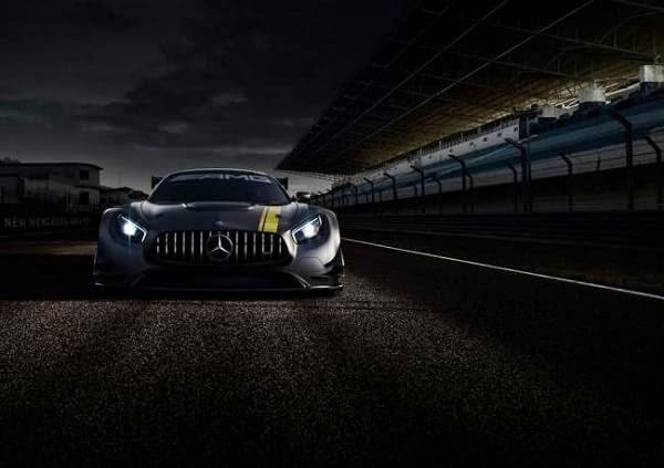 Mercedes AMG GT GT3