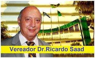 Vereador DR.RICARDO SAAD - PSDB/MT