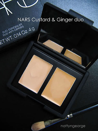 nars duo concealer review
