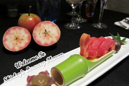 dbs underground supperclub mikuni aomori apple