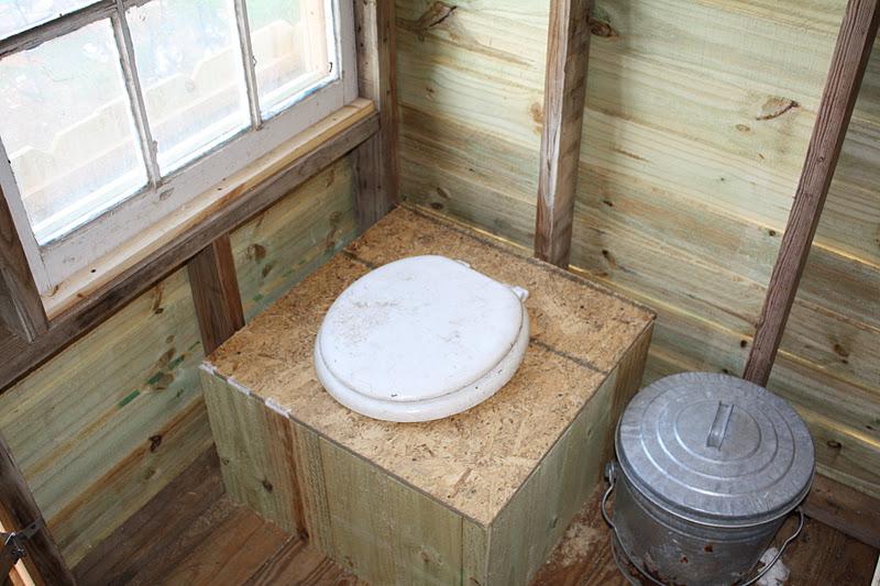 Modern Day Redneck: More On The Solar Bathroom