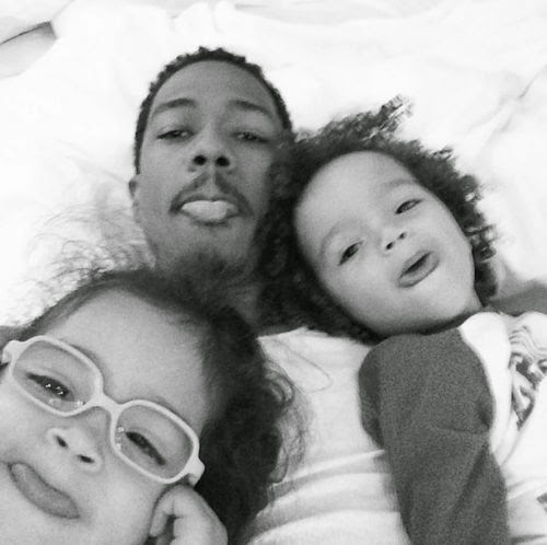 Nick Cannon Celebrity Couples, Mariah Carey family,