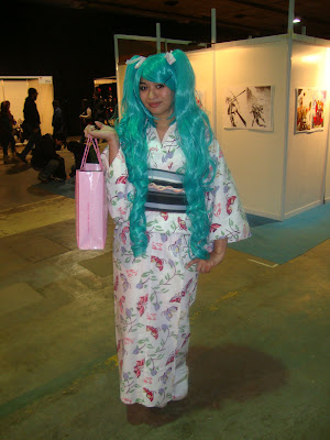Fotos del Expo Animate 2012