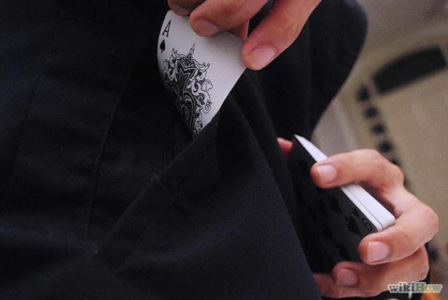Snap Vanish Card Trick
