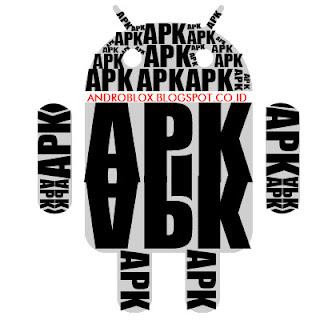 Android APK typografi