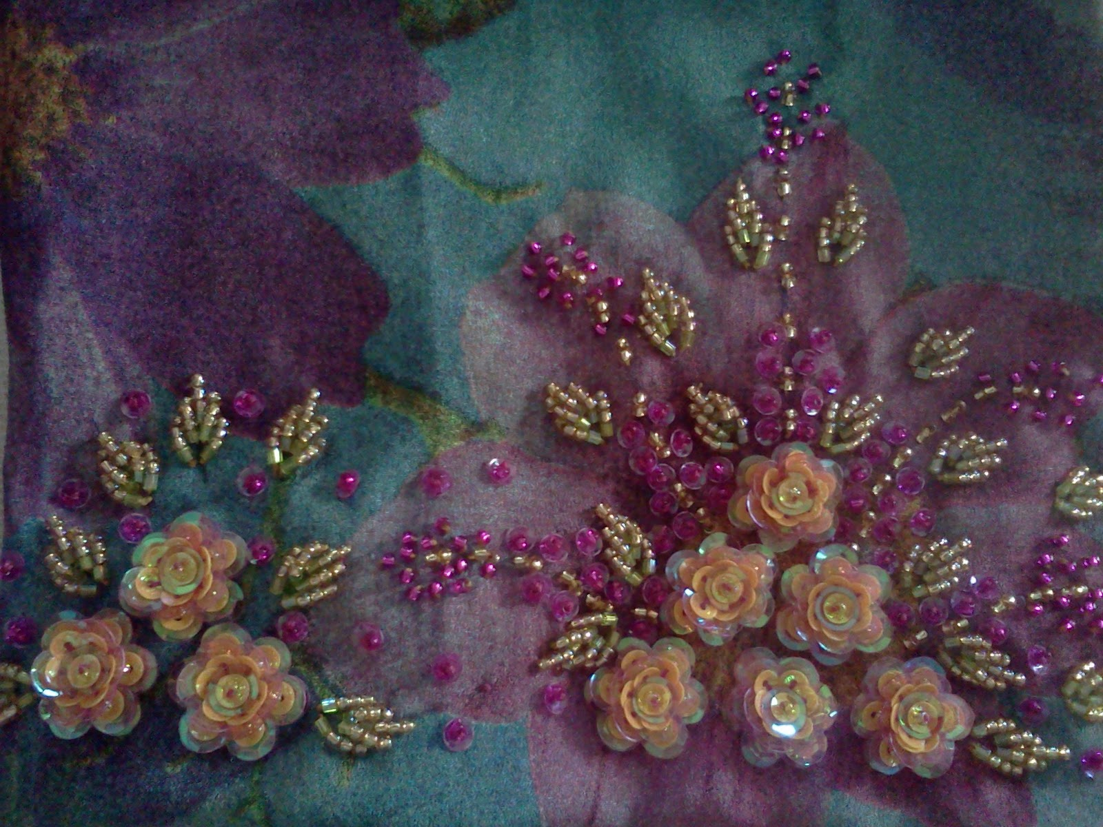 chenta manik bunga teratai