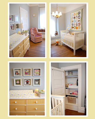 Not Much To Brog About: Baby's Room--Unveiled!