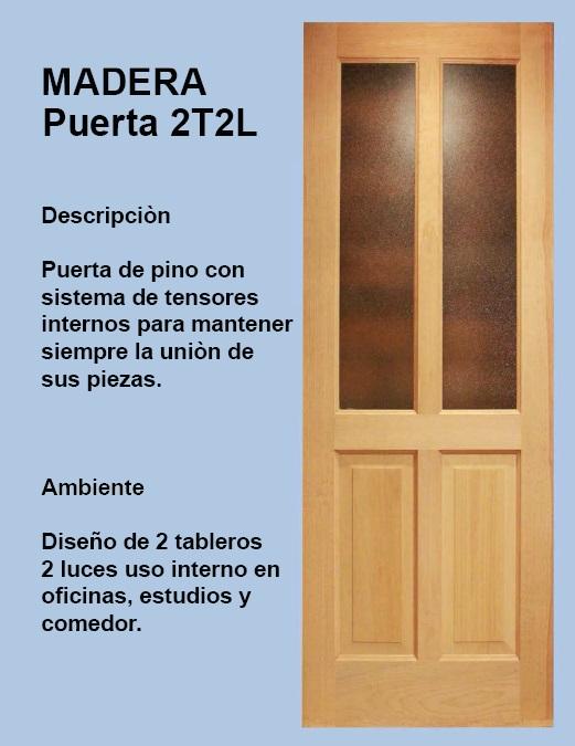 Puertas de madera en guatemala con garant a de for Descripcion de puertas de madera