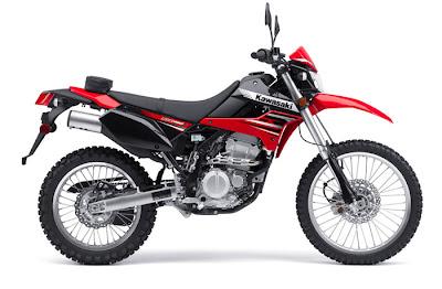 2012 Kawasaki KLX250S
