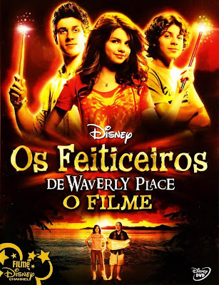 Os Feiticeiros de Waverly Place: O Filme - DVDRip Dublado