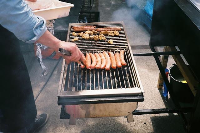 NFM Ruig barbecue