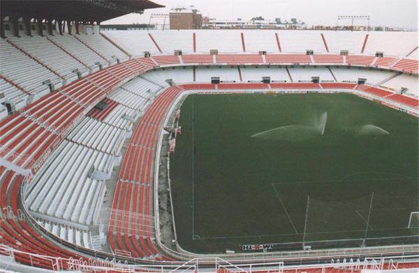 Estadio Ramón Sanchez Pizjuán