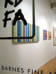 Recent: Kenise Barnes Fine Art, Larchmont