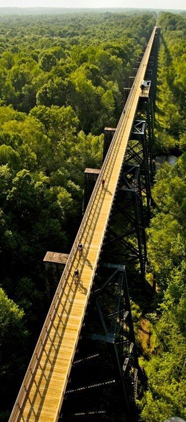 High Bridge Trail State Park, Virginia