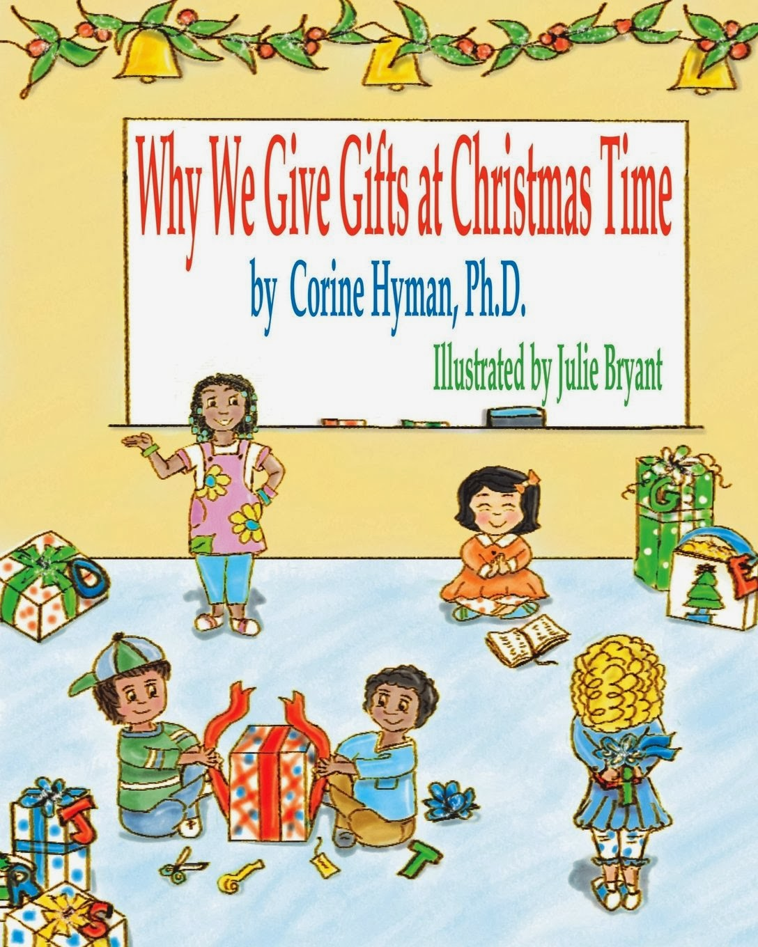 Christian Children\'s Book Review: Why We Give Gifts at Christmas Time