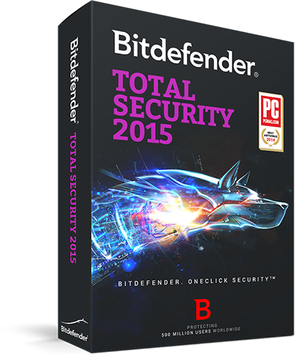 cover Bitdefender Total Security 2015 Full Crack