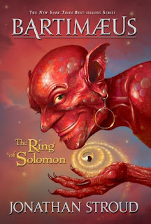 The Ring of Solomon Book Cover