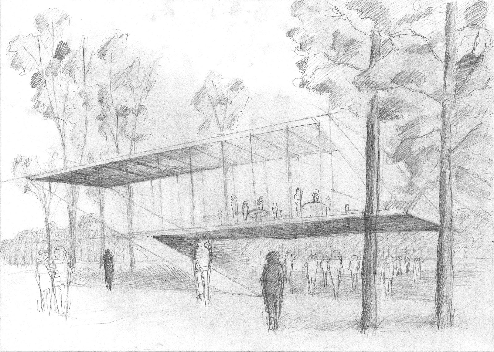 Architecture Drawing Trees wonderful architecture drawing trees google search architectural
