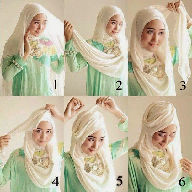 Hijab Tutorials: Stylish Hijab Tutorials