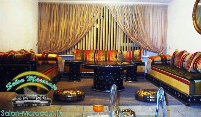 Salon marocain haute gamme vente enligne