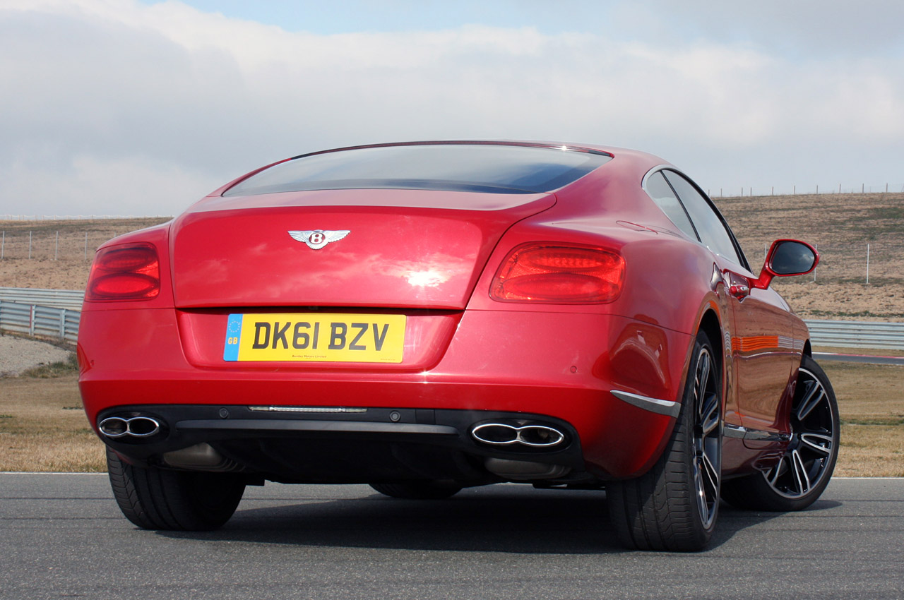 Fab wheels digest fwd bentley continental gt v8 2012 from 0 to 100 kmh in 46 seconds on its way to a top speed of 302 kmh catoblog vanachro Images