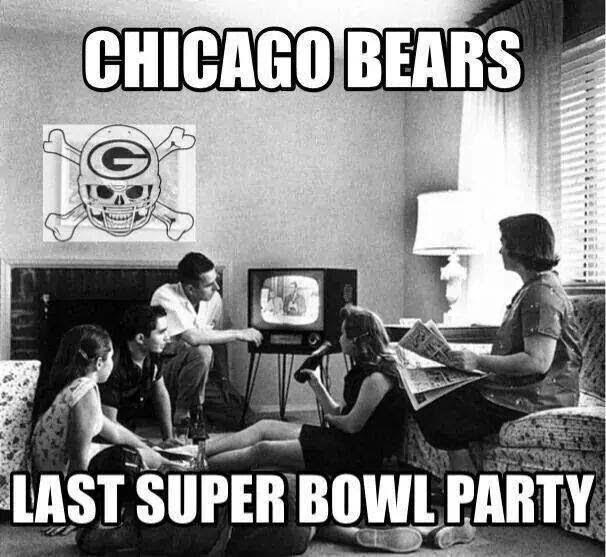 chicago%2Bbears%2Blast%2Bsuper%2Bbowl%2Bparty 22 meme internet chicago bears last super bowl party