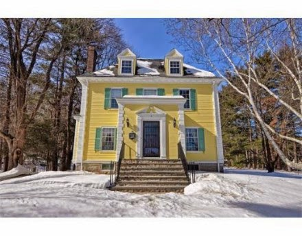 5 Farnum Street, Uxbridge, Massachusetts