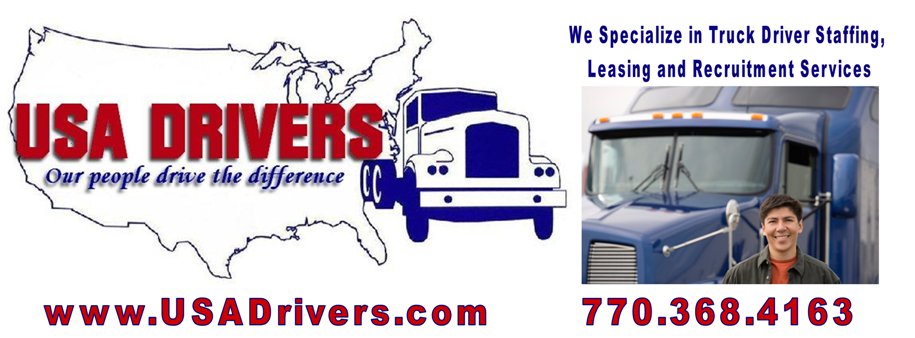 Truck Driver Staffing, Recruiting & Leasing
