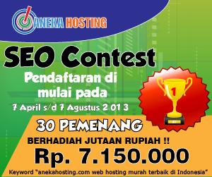 Informasi Anekahosting.com web hosting murah terbaik di indonesia