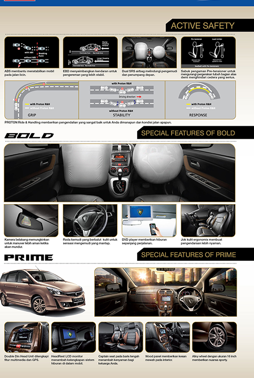 PROTON Prime & Bold