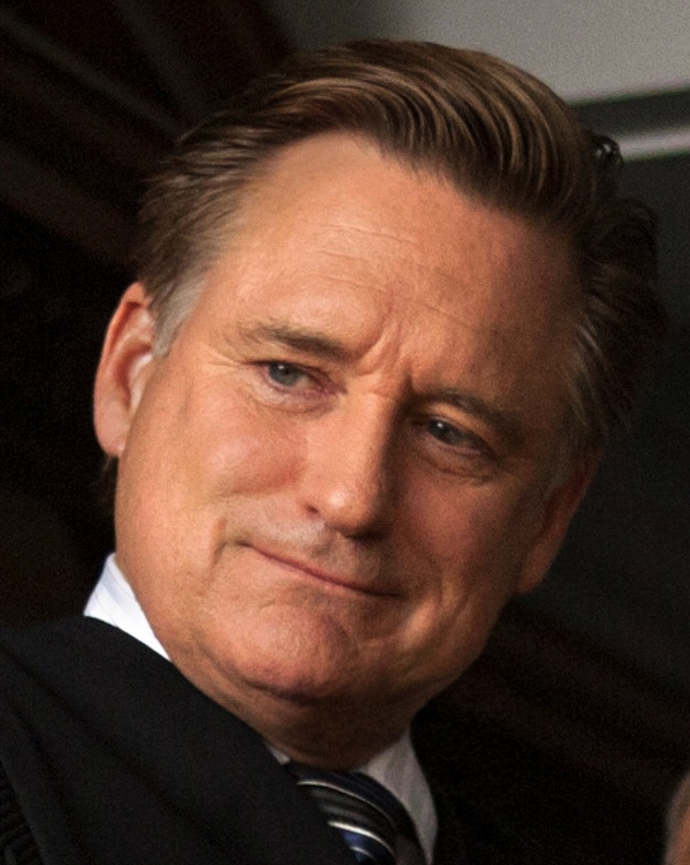 Interview Bill Pullman...