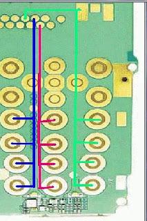 nokia 6020 keypad repair