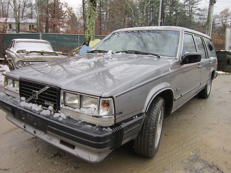 1985 Volvo 780 Turbodiesel related infomation ...
