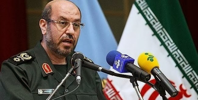 Iranian Defense Minister Brigadier General Hossein Dehqan. Credit: presstv.ir