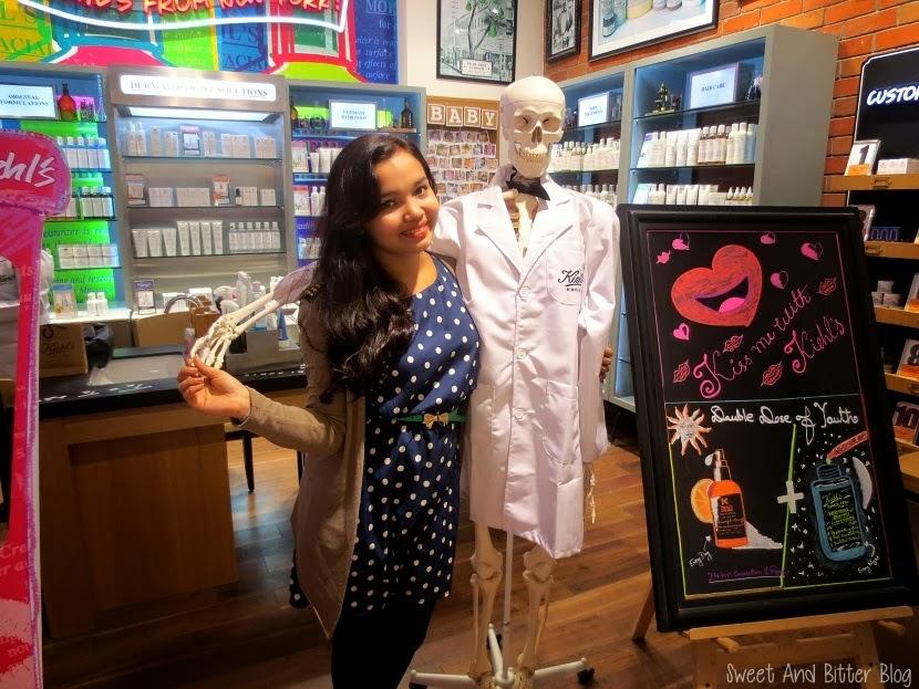 Kiehl's Dr Bones