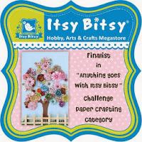 ItsyBitsy Chllnge Finalist