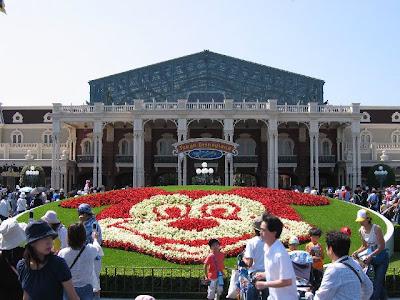 Lugares mas visitados del mundo | Disneyland Tokio