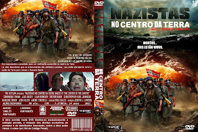 Nazistas no Centro da Terra (Nazis at the Center of the Earth) Torrent - Dual Áudio (2013)
