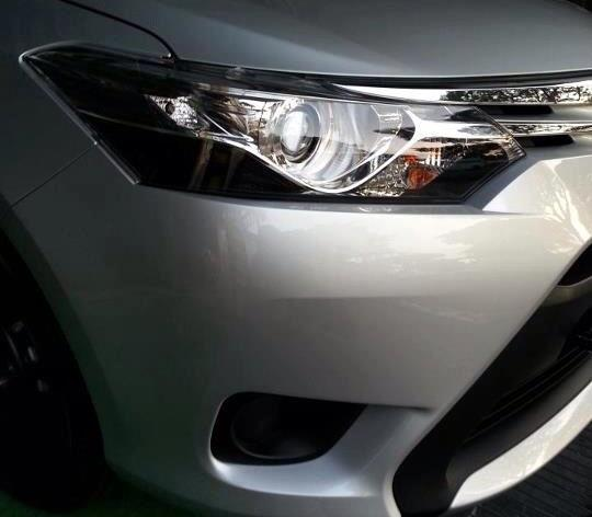 Toyota Vios Modified