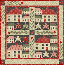 Little Houses Wallhanging