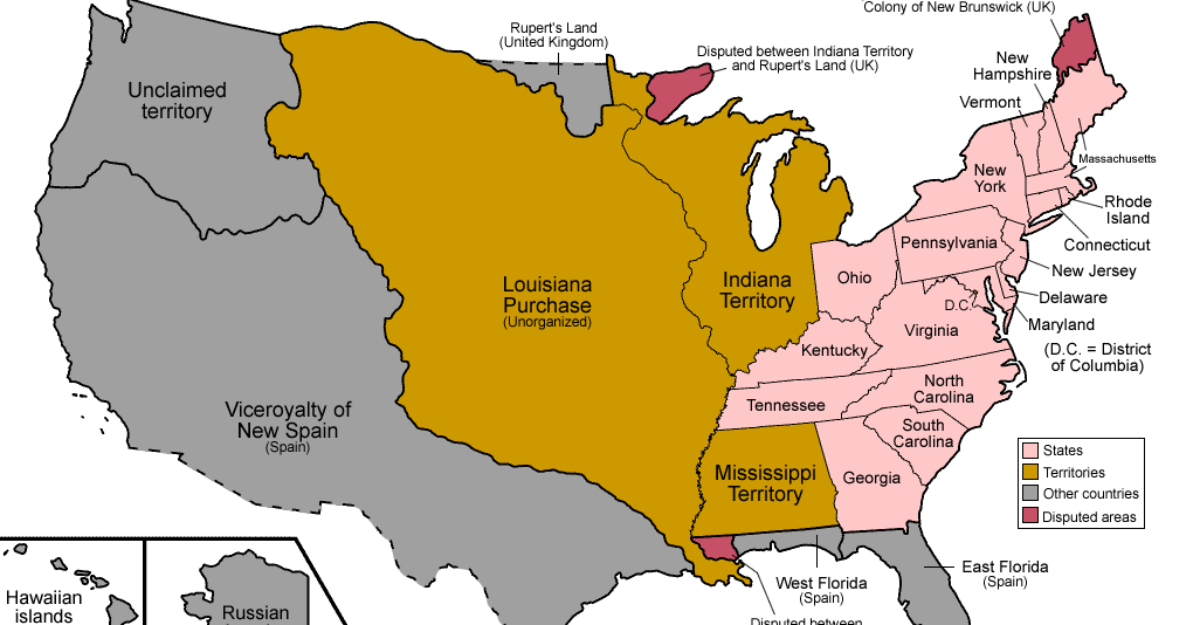 This Is Roughly 200 Years Of American History In One Mesmerizing GIF