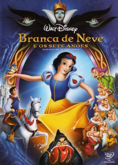 Filme Branca de Neve e os Sete Anões Dublado AVI DVDRip