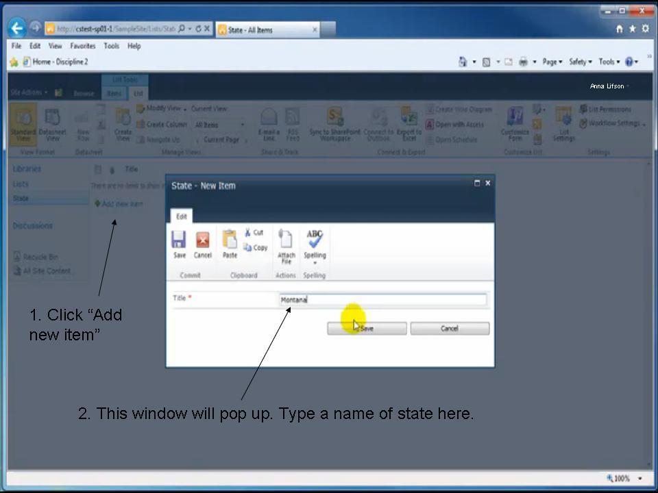 how to create a tab in sharepoint 2010