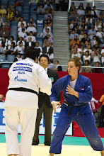 Toni Geiger 2012 Team USA Judo